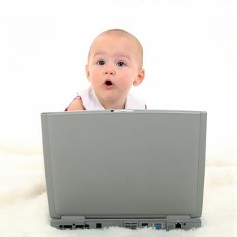Tekniktrubbel, babygirl? Kanske inte är riktigt din grej det här med teknik och data...