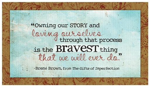 Citat från Brené Brown