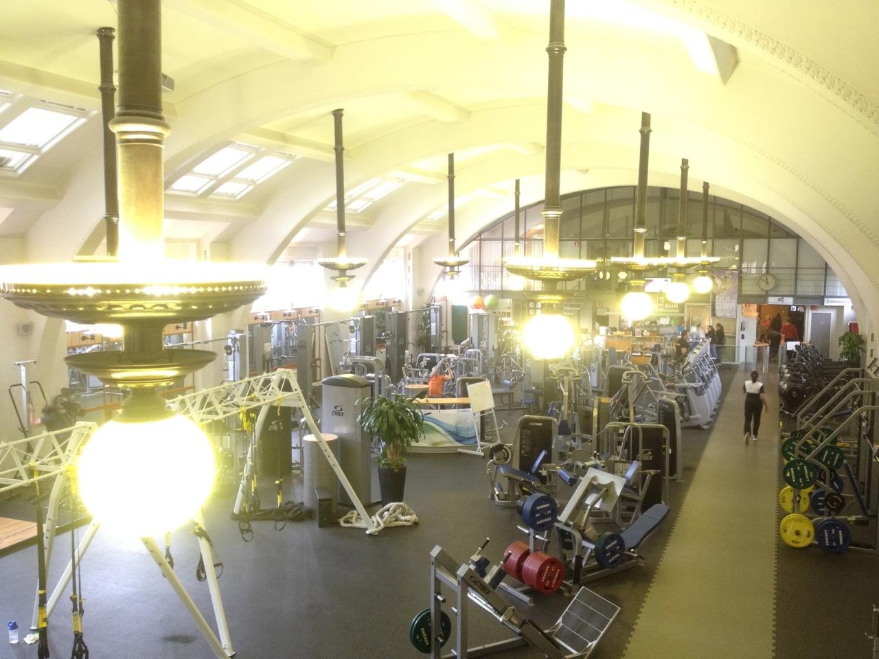 bästa gymmet i stockholm