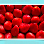 Jordgubbar – en lycklig sommartrigger!