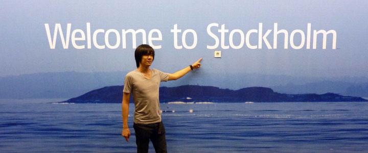 Asian Efficiency på besök i Stockholm