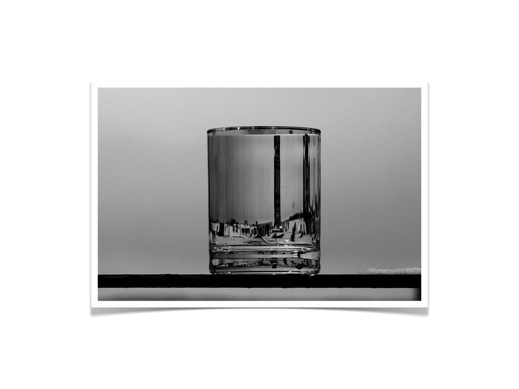 Gör din nya vana enkel. Lika enkel som att dricka ett glas vatten. Foto: Gunnar Grimnes på Flickr.com