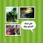 Ett besök på zoo före en svår uppgift, kanske?